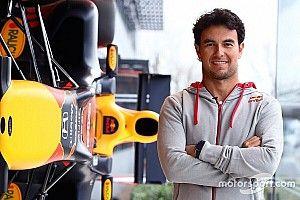 """Pérez découvre Red Bull : """"Je pensais n'avoir aucune chance"""""""