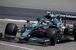 Vettel Namai Mobilnya dari Gadis James Bond