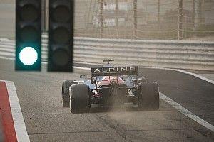 Co słychać w kalendarzu F1?
