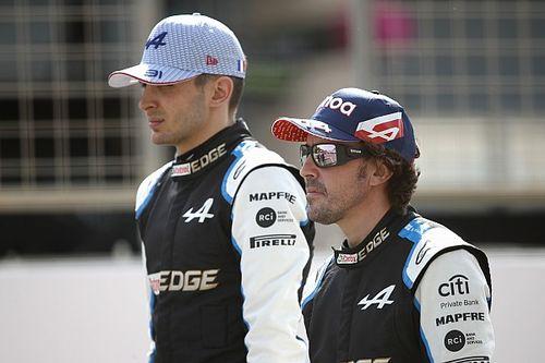 """Prost: """"Pszichológiai hadviselés Alonso és Ocon között? Ez normális"""""""