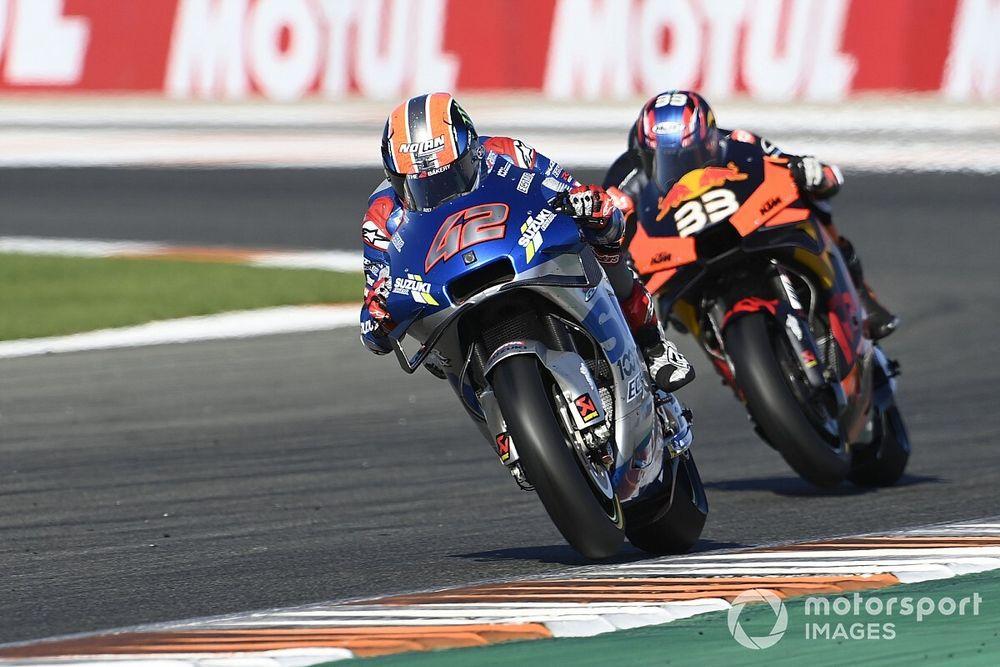 """Rins: """"MotoGP ikinciliği 'hayallerimin gerçekleşmesi gibi' olur"""""""