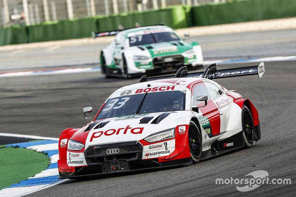 René Rast batte Muller in Gara 2 ed è Campione DTM 2020