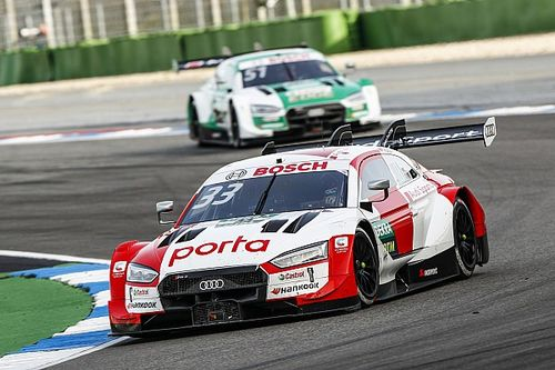 Hockenheim DTM: Rast defeats Muller to clinch third title