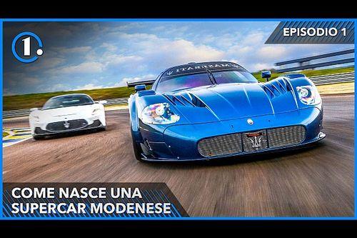 Riscoprire Maserati Corse, dalla MC12 alla MC20
