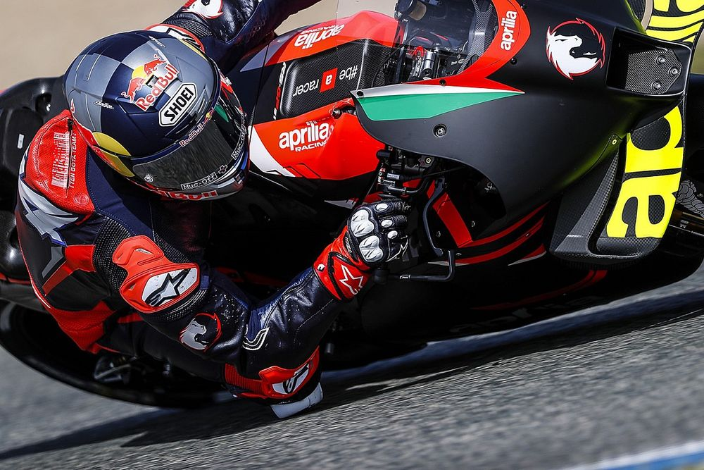 Dovizioso gaat meer testwerk doen voor Aprilia
