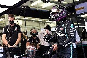 Mercedes: Contract Hamilton uiterlijk vlak voor wintertest rond