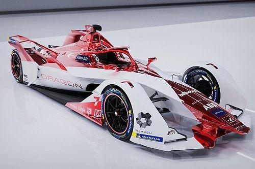 Penampilan Baru Dragon Penske pada Formula E 2020/21