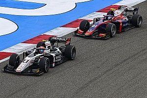 Положение в общем зачете Формулы 2 после первой гонки в Бахрейне