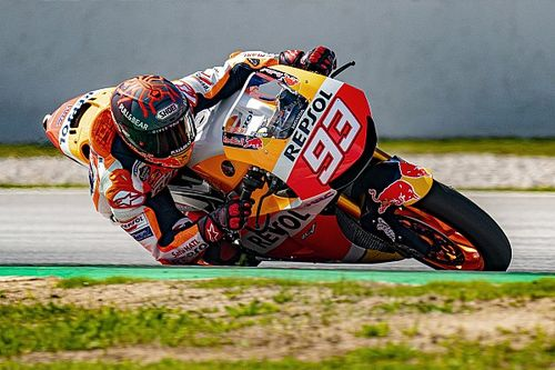 "Marquez ""nervous"" ahead of MotoGP return"