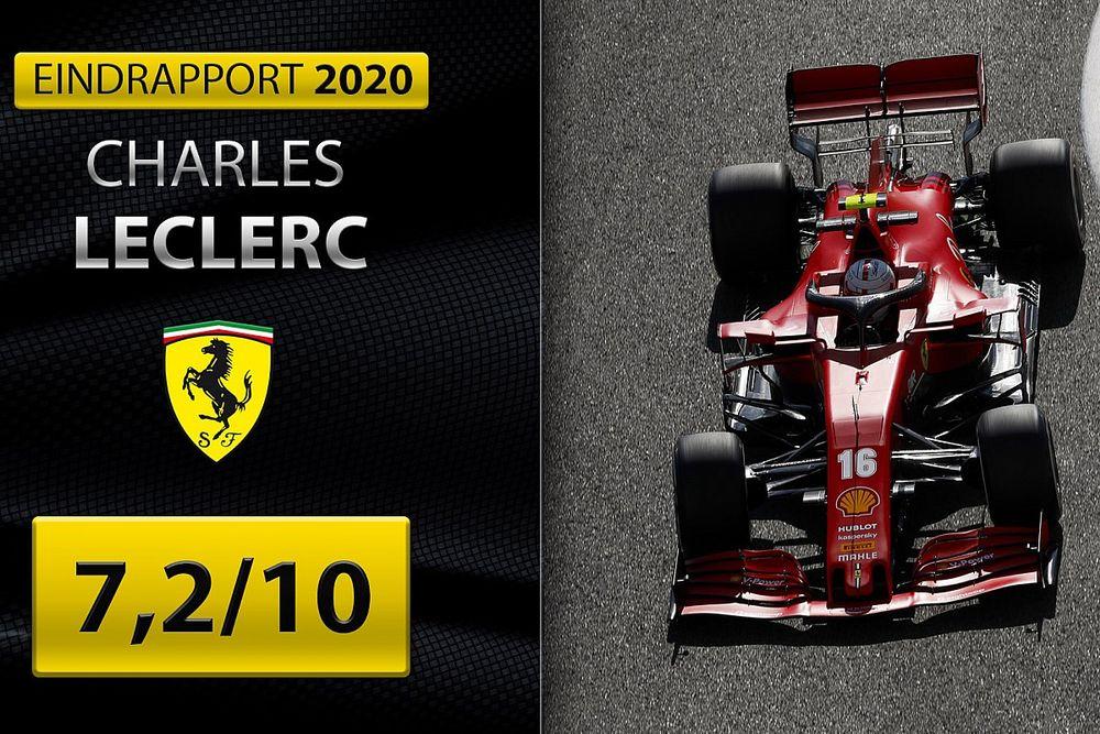 Eindrapport Charles Leclerc: De nieuwe kopman van Ferrari