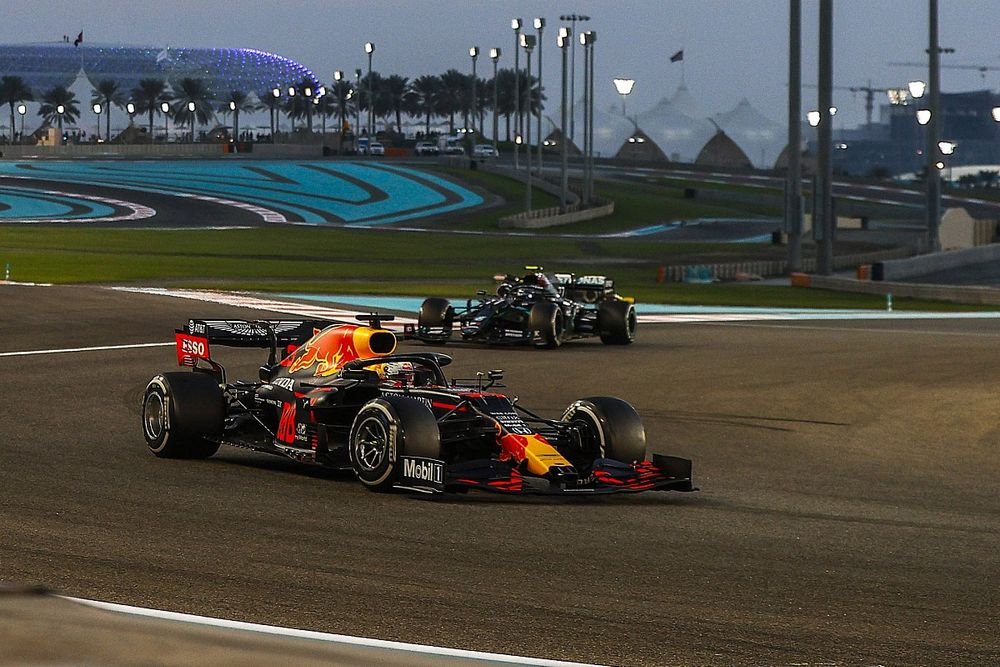 Verstappen feared Imola tyre failure repeat while leading