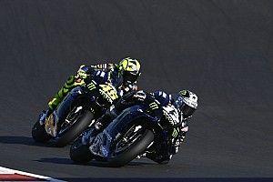 Vinales Akui Selalu Termotivasi Taklukkan Rossi