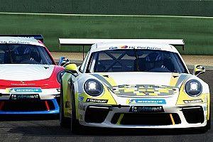 Porsche Esports Carrera Cup Italia, Vallelunga: Santoro torna al successo