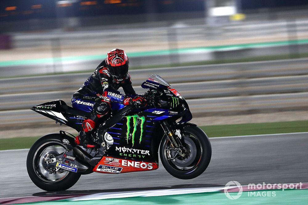 """Quartararo: """"Si hay una Ducati en la recta, nos pasará"""""""