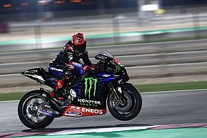 "Quartararo a ""un peu peur"" de la vitesse de pointe de sa Yamaha"