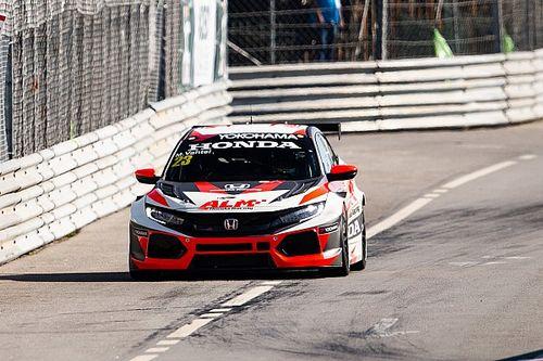 JAS porta Mattias Vahtel nel TCR Italy sulla Honda di ALM
