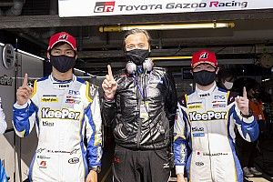 スーパーGT第1戦岡山:GT500予選はKeePer TOM'Sの阪口が起用に応え初のポールポジション
