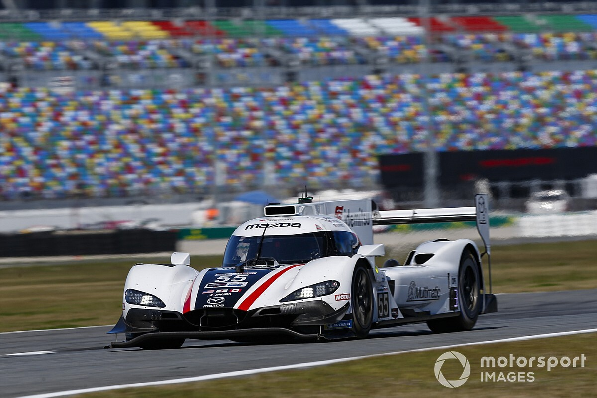 Tincknell: Off-season stability may be key to Mazda win