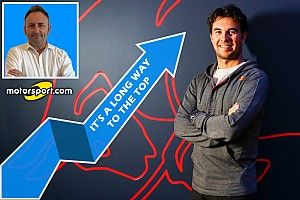 Chinchero racconta Sergio Perez - It's a long way to the top