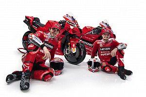 Photos - Les pilotes officiels Ducati en MotoGP