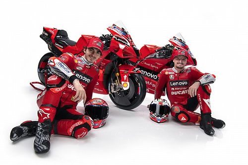 Photos - Les pilotes officiels Ducati en MotoGP