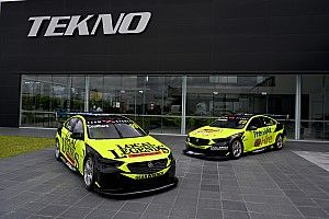 Team Sydney unveils twin fluoro liveries