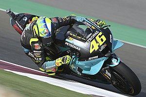 Rossi explica su peor resultado en clasificación