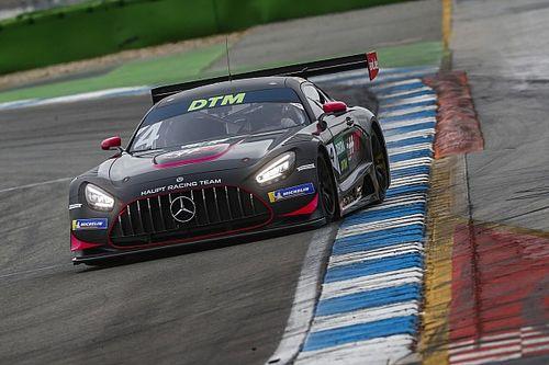 DTM, Test Hockenheim, Giorno 1: doppietta Mercedes con Gotz-Abril