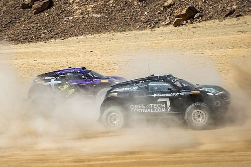 "Agag: Inaugural Extreme E event created ""motorsport gold"""