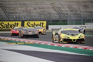 "Ferrari, Shell: Kirchmayr e ""Boris Gideon"" vincono Gara 1"