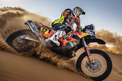 KTM: Kemenangan Dakar Kali Ini akan Lebih Bernilai