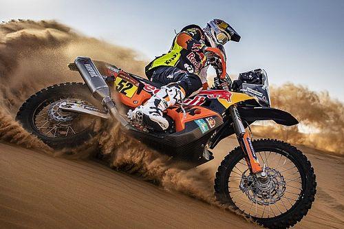 Pembalap Motor Kritik Pembatasan Ban di Reli Dakar 2021