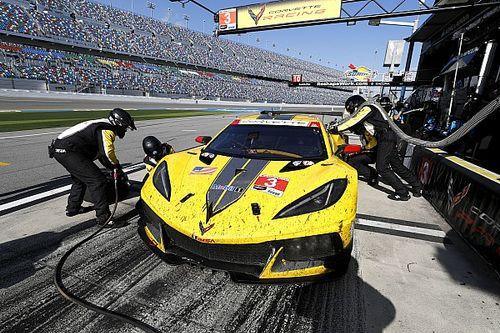 Corvette enters Spa WEC 2021 season-opener