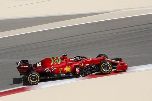 Binotto 'zeer bemoedigd' door aanpassing Sainz aan Ferrari