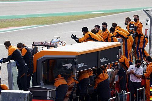 A McLaren felfedte fejlesztési stratégiáját