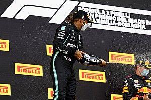 """Hamilton: ''W12, geçtiğimiz yıllara göre daha 'bıçak sırtında' görünüyor"""""""