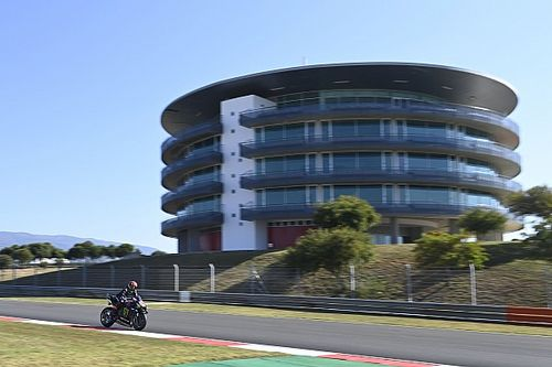 Uitslag: Warm-up MotoGP Grand Prix van Portugal