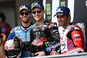 La grille de départ du GP du Portugal MotoGP