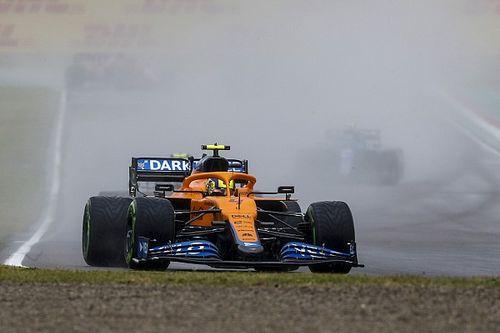 """Lando Norris élu """"Pilote du Jour"""" du GP d'Émilie-Romagne 2021"""