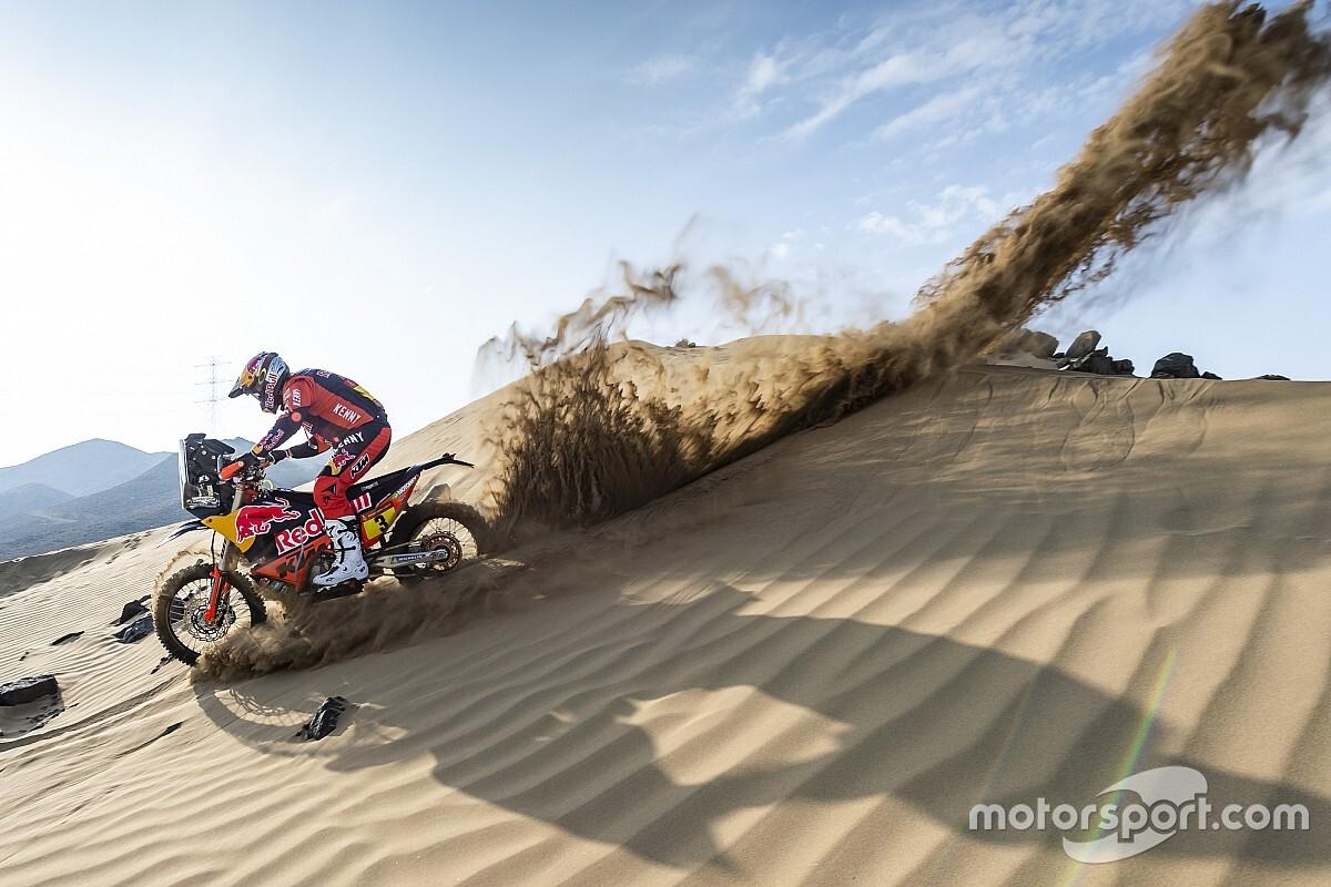 """Price: """"In questa Dakar vedremo tanti cambiamenti in classifica"""""""