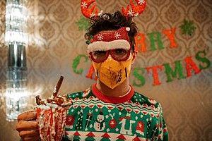 Las felicitaciones de Navidad de Fórmula 1 y MotoGP