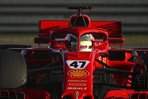 Tes Bersama Ferrari, Mick Schumacher Siap Tantang Rival-rivalnya
