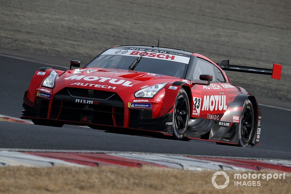 Nissan, Michelin grappling with cold-track weakness