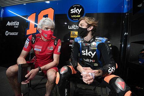 Luca Marini espère une Ducati identique aux officielles en 2022