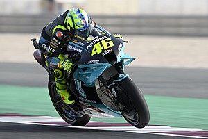 Rossi mejoró el desgaste pero perdió velocidad