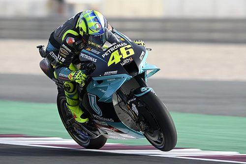 Rossi Ungkap Masalahnya pada FP Hari Pertama MotoGP Doha