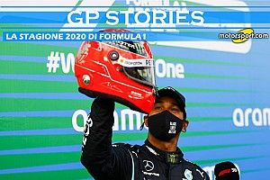 Formula 1: il racconto in immagini della stagione 2020