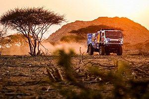 Sotnikov heeft prijs in eerste proef Dakar, Van den Brink achtste