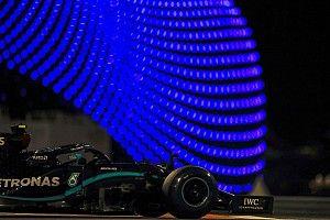 Bottas lidera la 2° práctica en Abu Dhabi delante de Hamilton