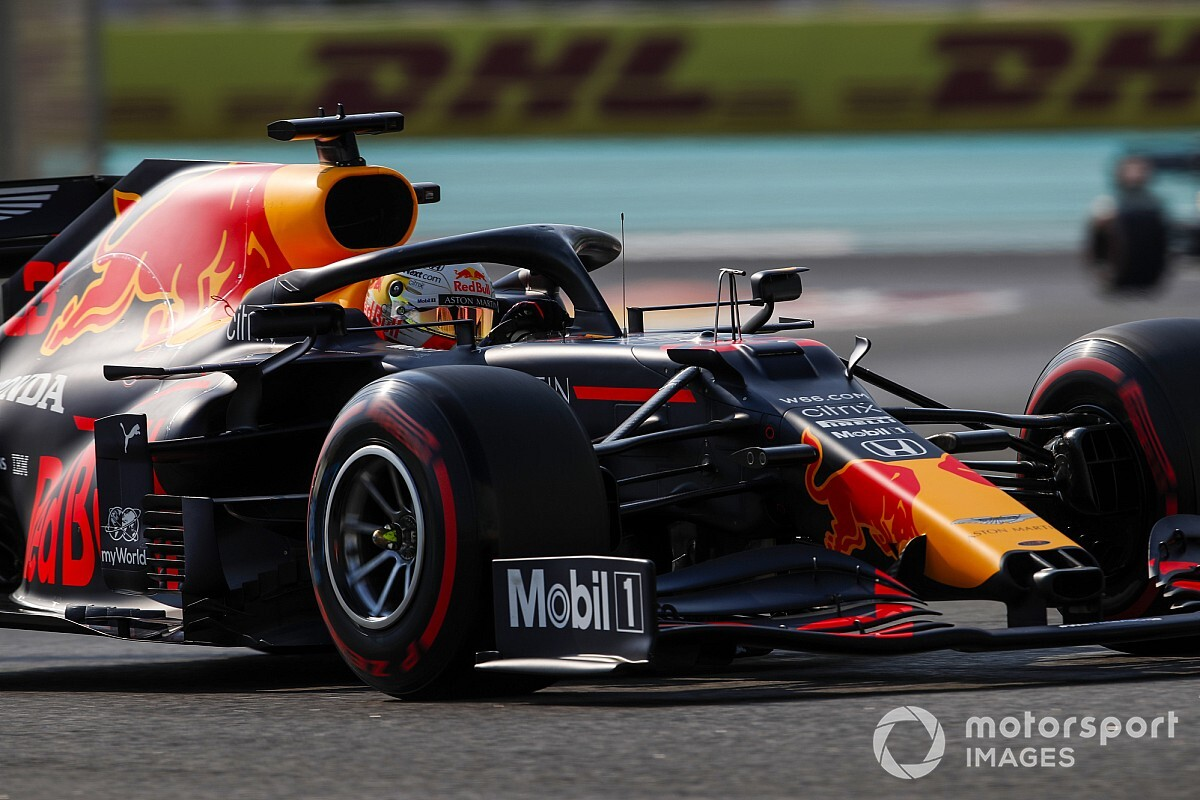 Verstappen domineert laatste training Grand Prix van Abu Dhabi